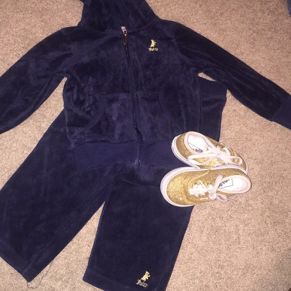 Juicy Couture Other - Juicy Couture jogging suit